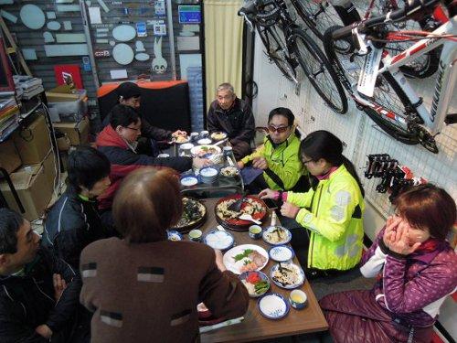 初走り 新春初詣サイクリング_d0174462_17552918.jpg