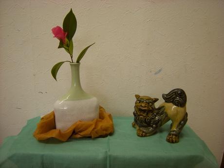 3月のモチーフは『シーサーとひな祭り編』です!_c0131063_13504477.jpg