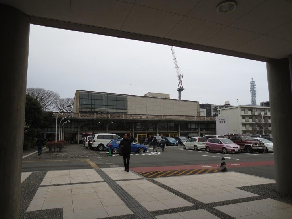 MOON Cafe & 神奈川県立音楽堂_c0310571_05103198.jpg