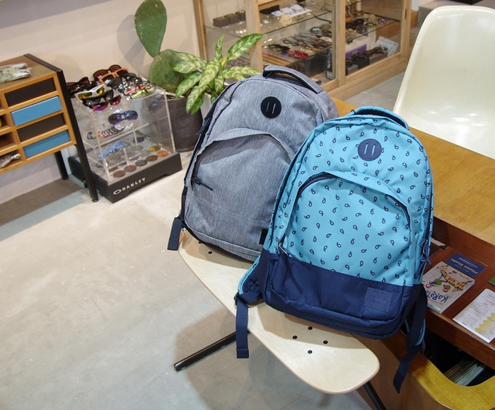 「NIXON GRANDVIEW BACKPACK」_f0208675_1862988.jpg