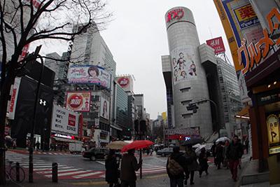 2月26日(木)の渋谷109前交差点_b0056983_14565650.jpg