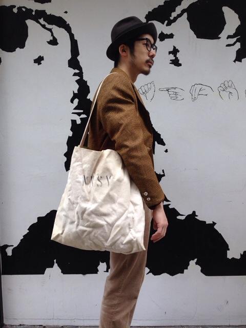 2月28日(土)大阪店服飾雑貨&+入荷!!#3 Work編!!Bag,Cap&Apron!!(大阪アメ村店)_c0078587_1922237.jpg
