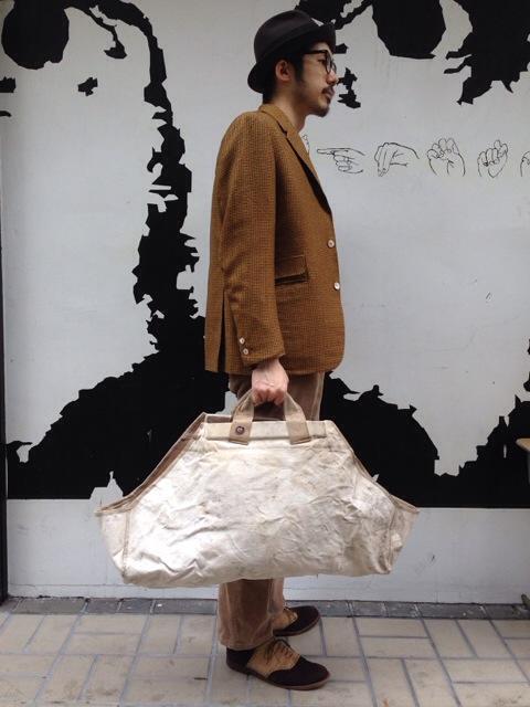 2月28日(土)大阪店服飾雑貨&+入荷!!#3 Work編!!Bag,Cap&Apron!!(大阪アメ村店)_c0078587_1933555.jpg