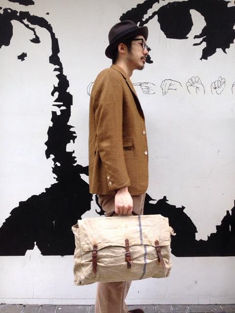 2月28日(土)大阪店服飾雑貨&+入荷!!#3 Work編!!Bag,Cap&Apron!!(大阪アメ村店)_c0078587_1971757.jpg
