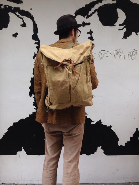 2月28日(土)大阪店服飾雑貨&+入荷!!#3 Work編!!Bag,Cap&Apron!!(大阪アメ村店)_c0078587_1985058.jpg