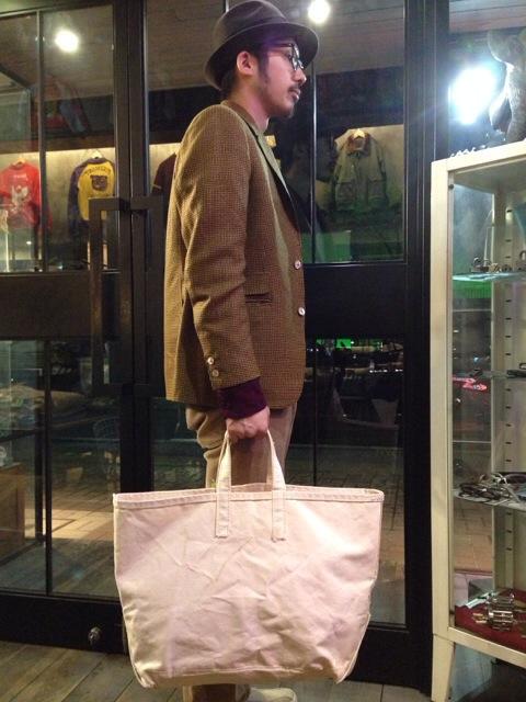 2月28日(土)大阪店服飾雑貨&+入荷!!#3 Work編!!Bag,Cap&Apron!!(大阪アメ村店)_c0078587_223473.jpg