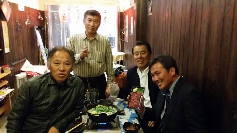 昭和30年生まれの「還暦を祝う会」で、城西館に来ています。_c0186691_117163.jpg