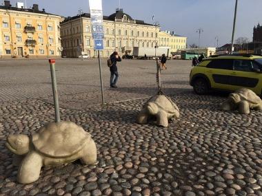フィンランド  ヘルシンキ歩き2_c0237291_10241390.jpg