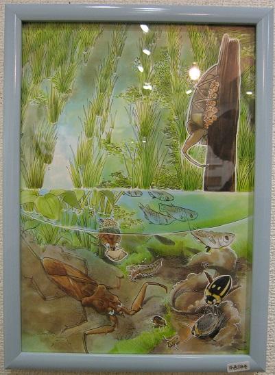 第5回 - mozo mozo - 虫・蟲 展 たまごの工房企画展 その9_e0134502_18161152.jpg