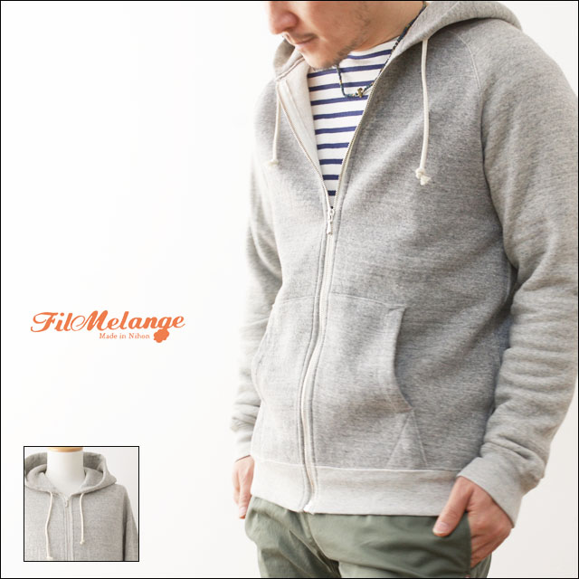 FilMelange [フィルメランジェ] JEFFREY 2 [フルジップパーカー] MEN\'S _f0051306_16504579.jpg