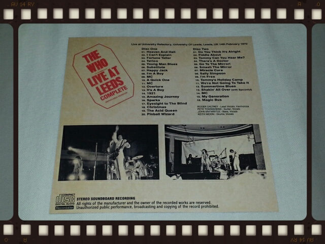 THE WHO / LIVE AT LEEDS COMPLETE REPITCHED VERSION_b0042308_2356348.jpg