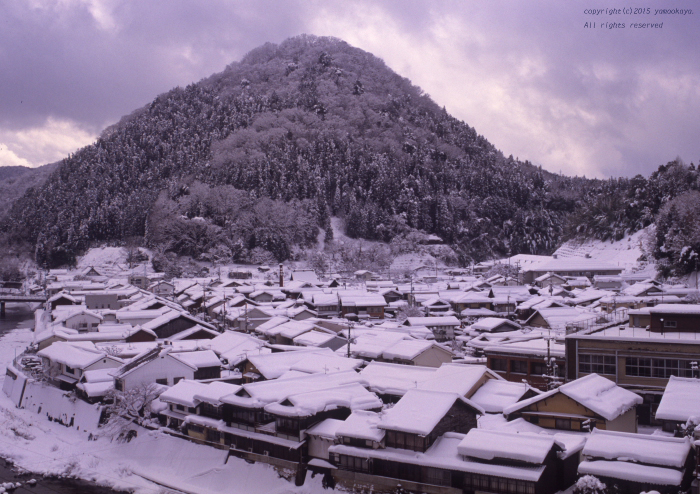 雪の西城の街を進む_d0309612_22401154.jpg