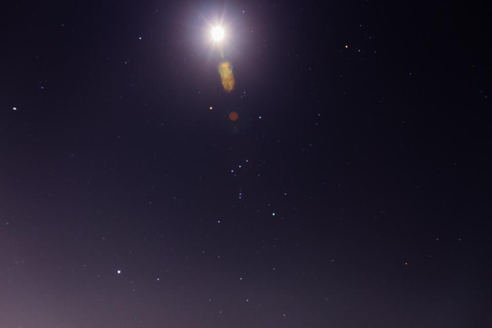 初めての赤道儀で星を撮ってみた@巾着田_b0010915_22411087.jpg
