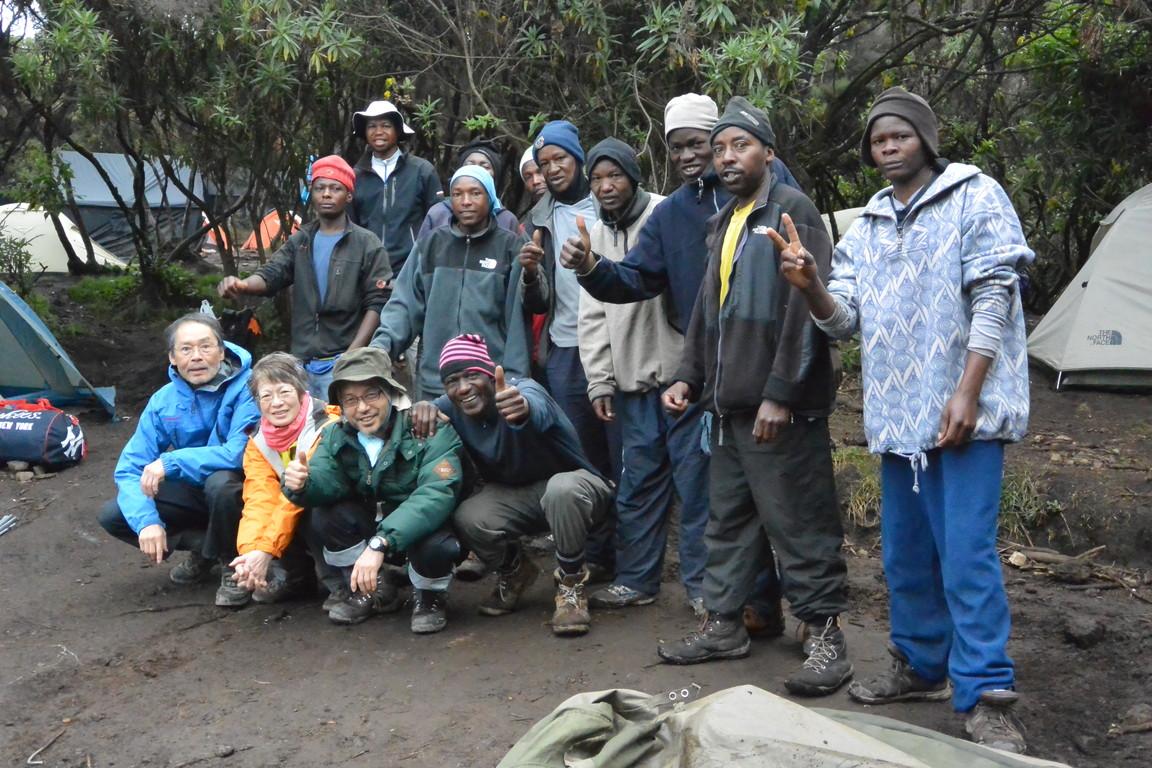 """2015年2月「アフリカの大地に聳える白き峰、キリマンジャロ」 February 2015 \""""Kilimanjaro, Africa\""""_c0219616_21281858.jpg"""