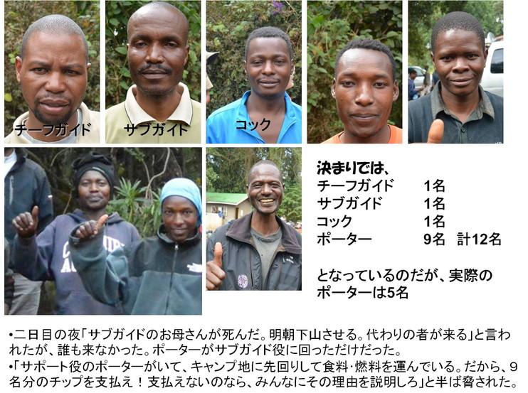 """2015年2月「アフリカの大地に聳える白き峰、キリマンジャロ」 February 2015 \""""Kilimanjaro, Africa\""""_c0219616_21383295.jpg"""