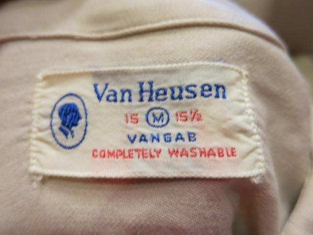 2/28(土)入荷!50'S Van Heusen レーヨン ギャバシャツ!_c0144020_1524492.jpg