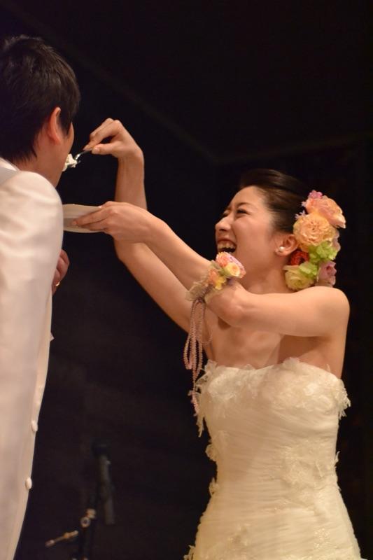 ご両親への花束と、新郎新婦様 東郷記念館様にて 「本日、結婚式」という一日に_a0042928_1424523.jpg