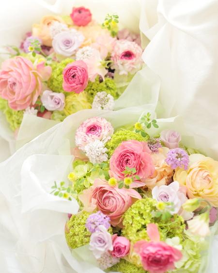 ご両親への花束と、新郎新婦様 東郷記念館様にて 「本日、結婚式」という一日に_a0042928_142530.jpg