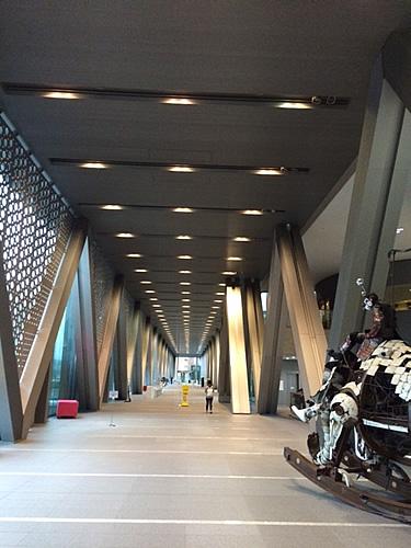 東京都現代美術館とPAROLE_d0248537_7153330.jpg