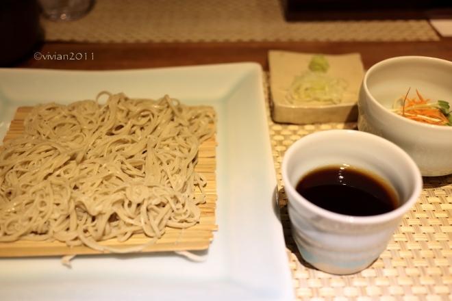 饗庭AIBA ~蕎麦ランチ~ in 悠日カフェ_e0227942_22123217.jpg