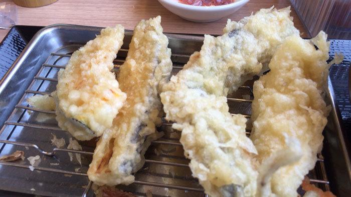 天ぷら定食 まきの @  西神戸店_e0024756_08143291.jpg