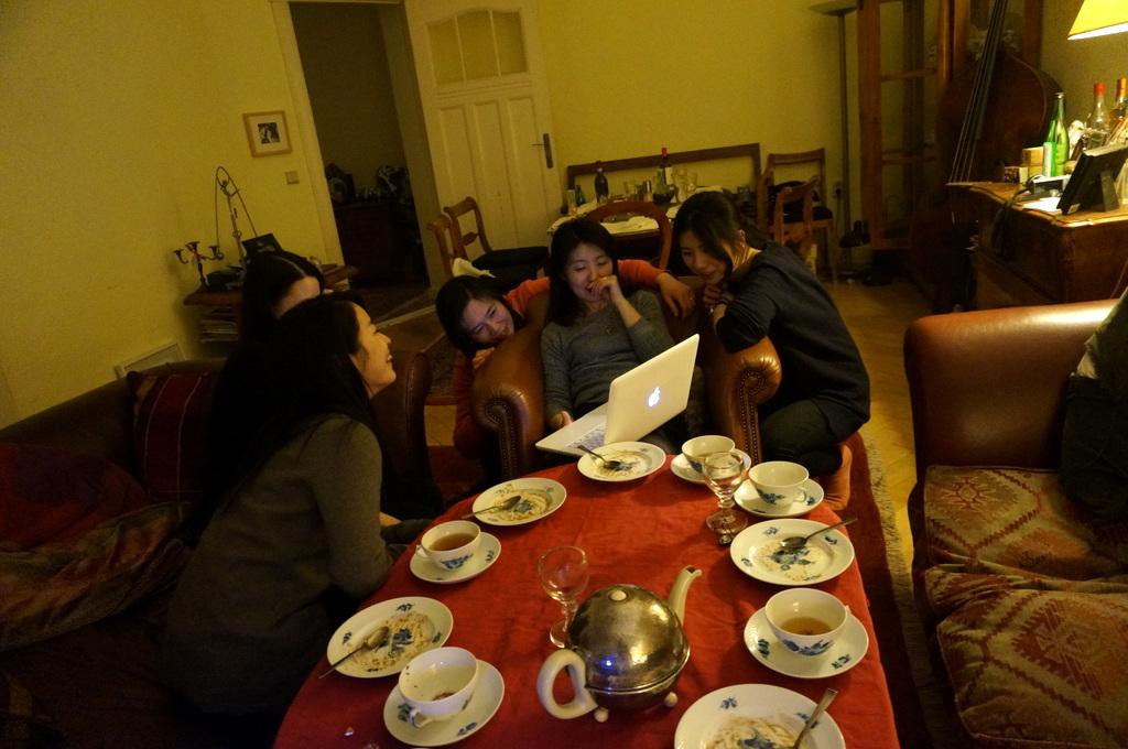 土曜日の晩餐。_c0180686_18100458.jpg
