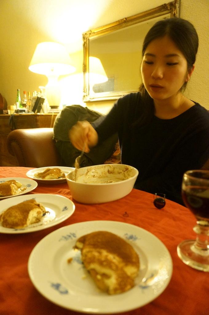 土曜日の晩餐。_c0180686_18122150.jpg