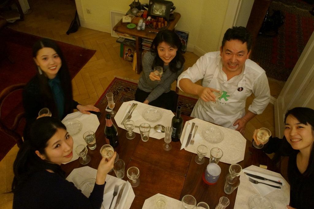 土曜日の晩餐。_c0180686_18305922.jpg