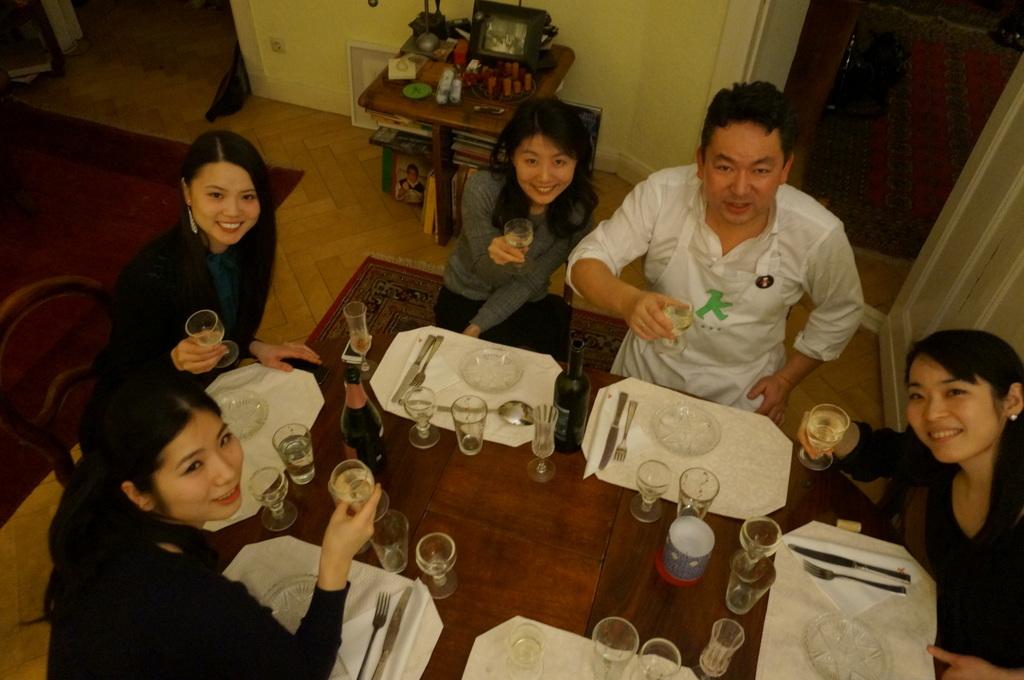 土曜日の晩餐。_c0180686_18311281.jpg