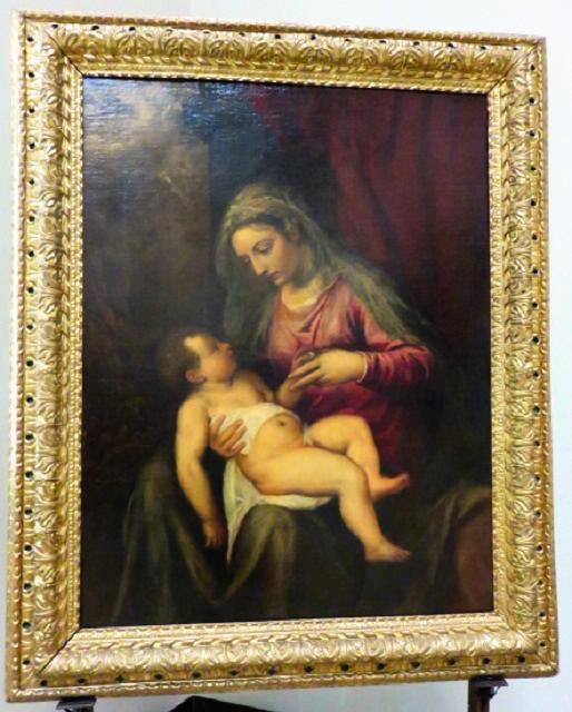 ヴェニスの看板観光名所~アカデミア美術館~_f0346196_19011394.jpg