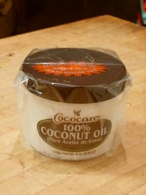 ココナッツオイルのクリーム_f0255704_18212024.jpg