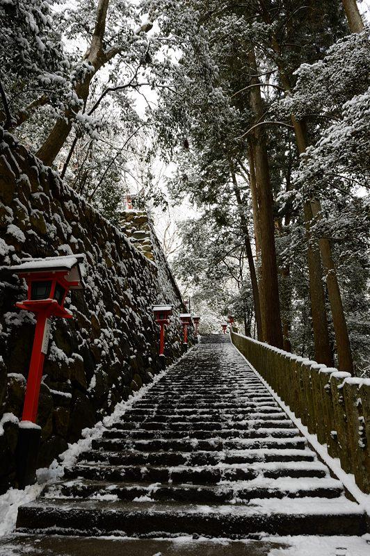 2015京の雪景色@鞍馬 其の二_f0032011_18192275.jpg