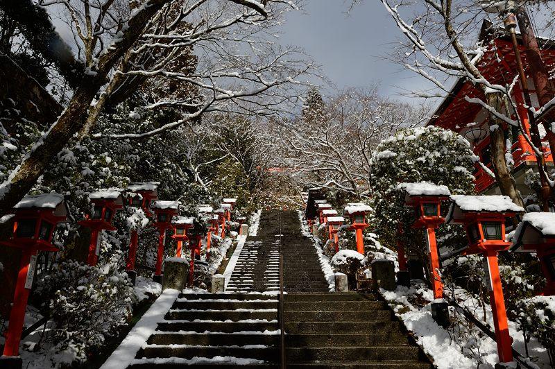 2015京の雪景色@鞍馬 其の二_f0032011_18194549.jpg