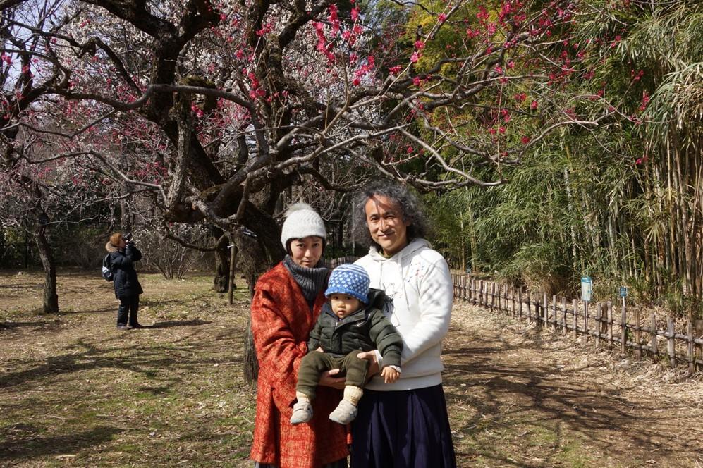 梅祭り@神代植物園_f0006713_23174643.jpg