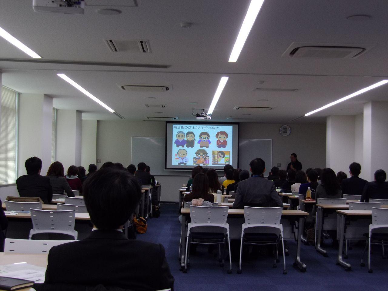 岡山大学で研修会 _c0025115_5174832.jpg