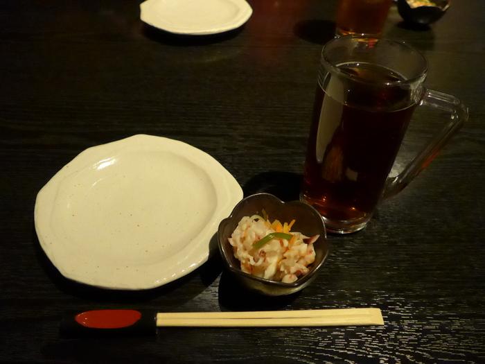 浅草橋「旬鮮和食 みらい」へ行く。_f0232060_1535927.jpg