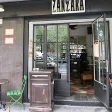 ヴァチカン近くの人気レストラン、ザンザーラ_a0172661_1574757.jpg