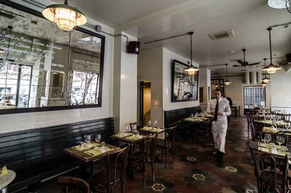 ヴァチカン近くの人気レストラン、ザンザーラ_a0172661_274115.jpg