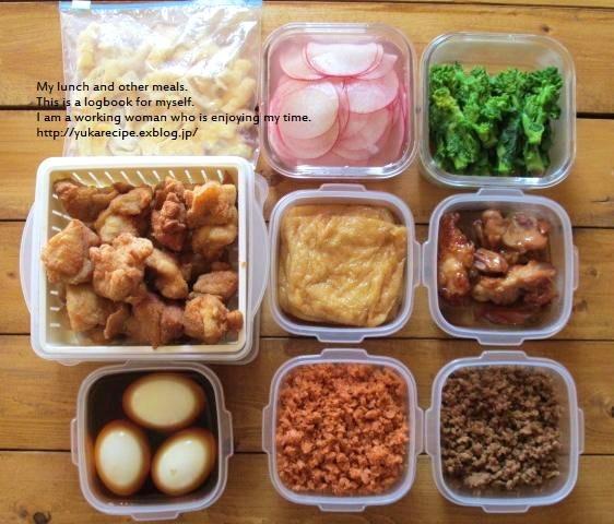 イエシゴトVol.107 お弁当用保存食&常備菜作り_e0274872_15365807.jpg