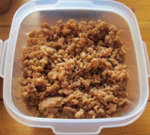 イエシゴトVol.107 お弁当用保存食&常備菜作り_e0274872_15370873.jpg