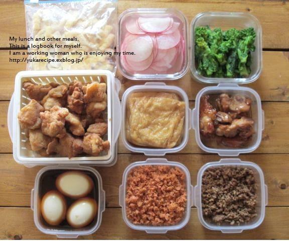 イエシゴトVol.107 お弁当用保存食&常備菜作り_e0274872_15373215.jpg