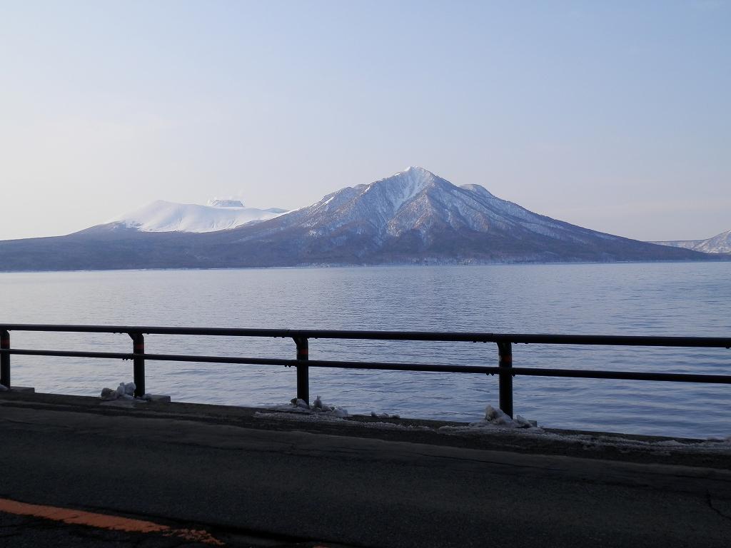 風不死岳、2月26日-同行者からの写真-_f0138096_12505880.jpg