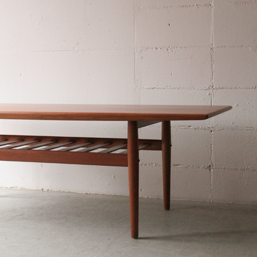 『Grete Jalk Coffee Table(Teak)』_c0211307_17132427.jpg