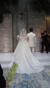 Happy Wedding☆_f0166439_1738543.jpg