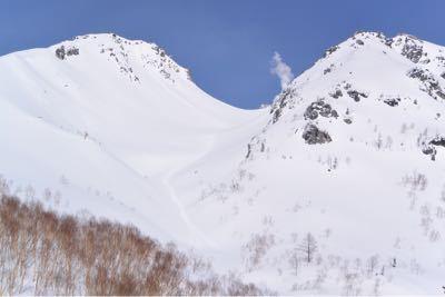 北アルプス焼岳_d0110562_2010170.jpg