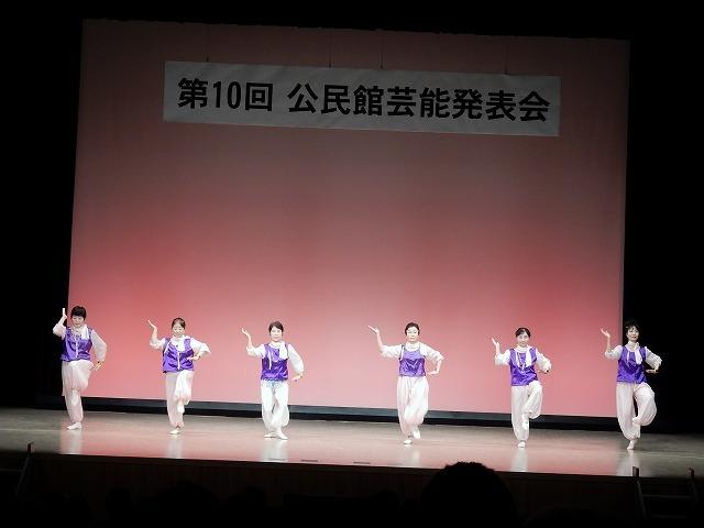 バレエ エクササイズの発表会_b0326483_21402350.jpg