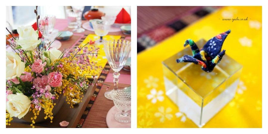 春爛漫♪ ガーリーで豪華絢爛なひな祭り会〜♪_b0313387_11172855.jpg