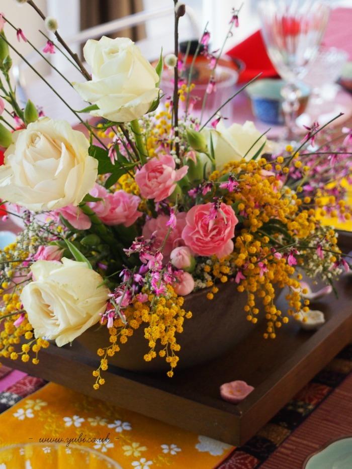 春爛漫♪ ガーリーで豪華絢爛なひな祭り会〜♪_b0313387_11431160.jpg