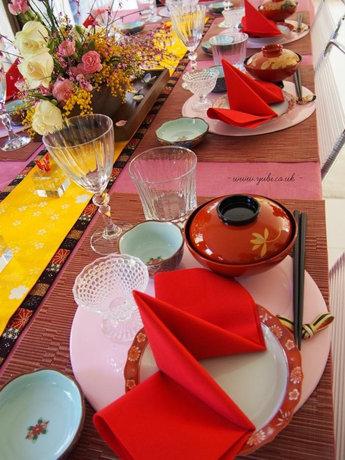 春爛漫♪ ガーリーで豪華絢爛なひな祭り会〜♪_b0313387_11453383.jpg