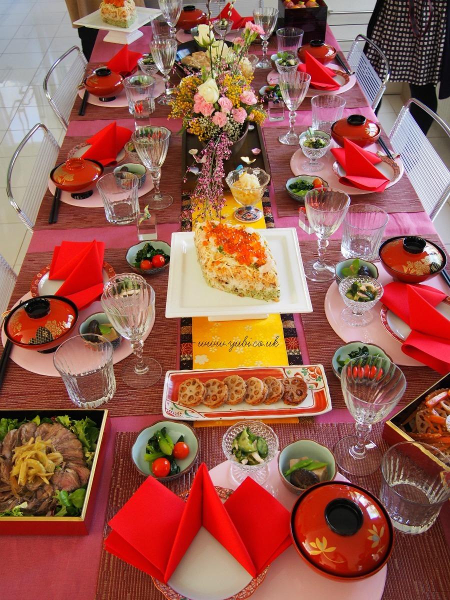 春爛漫♪ ガーリーで豪華絢爛なひな祭り会〜♪_b0313387_11494233.jpg